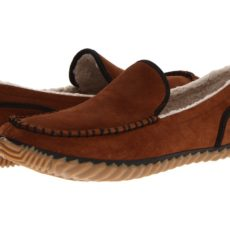 SOREL Sorel Dude Moctm (Grizzly Bear) Men's Slippers