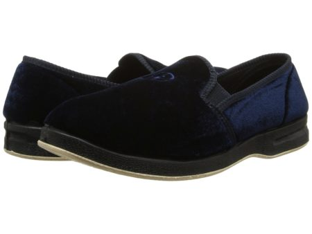 Foamtreads Glendale (Navy) Men's Slippers