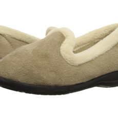 Spring Step Isla (Beige) Women's Slippers