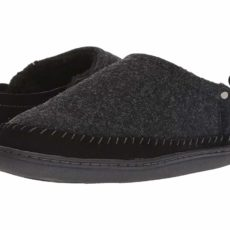 Woolrich Bear Lake (Black) Men's Slippers