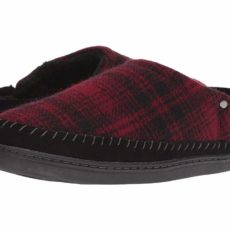Woolrich Bear Lake (Hunting Plaid) Men's Slippers