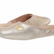 Patricia Green Milano (Gold) Women's Slippers