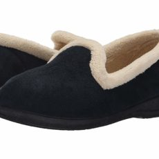 Spring Step Isla (Navy) Women's Slippers