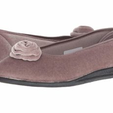 Spring Step Roseloud (Light Grey) Women's Shoes