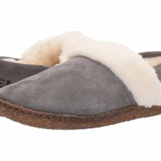 SOREL Nakiskatm Slipper II (Quarry/Natural 2) Women's Slippers